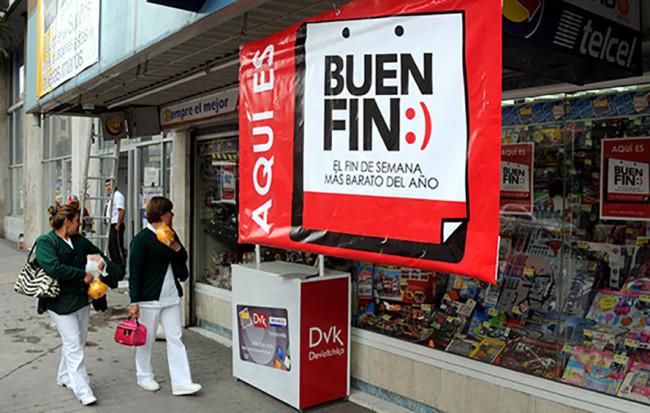 Anuncian los  comerciantes el 'Buen Fin'