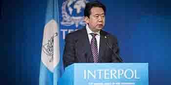 Desaparece Meng Hongwei  presidente de Interpol