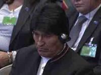 Rechazan  demanda  de Bolivia