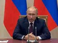 Putin culpa a la globalización