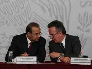 Desaparecidos más de 37 mil  personas en México: Navarrete