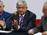 Confirma AMLO construcción de  nuevo aeropuerto en Santa Lucía