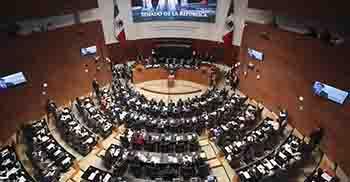 Liquida Senado a más  de 2 mil empleados