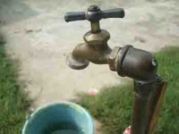 Paraíso sin agua entubada