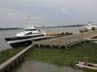 Cierran puertos por mal tiempo