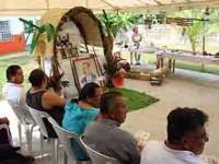 Exposición histórica  prehispánica de altares