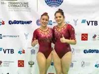 ¡Otro bronce Mundial en  Gimnasia para México!