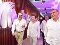 Inauguró TV Azteca sus nuevas oficinas