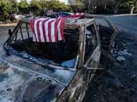 Mantienen búsqueda de desaparecidos por incendio en California