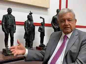 Quisieran que nos calláramos y no va a ser así: López Obrador