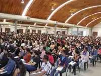 Presentan examen mil 100 jóvenes para entrar a la UJAT