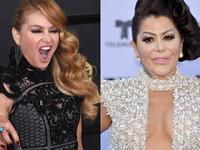 Alejandra critica a Paulina Rubio