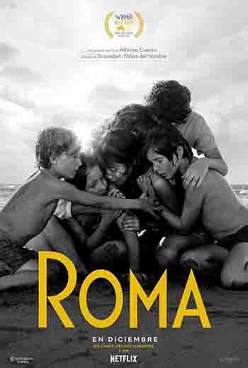 Llega a Los Pinos Roma