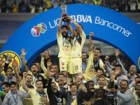 ¡Mexicano  da título a las Águilas!