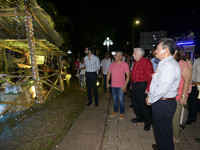 Paseo Navideño, unirá familias:ANJ