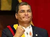 Interpol no fichará  a Rafael Correa