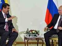 Maduro se reúne con Putin
