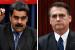 Maduro no fue invitado a investidura de Bolsonaro