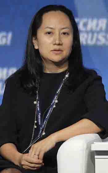 China exige liberación de Meng Wanzhou
