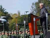 Convocan a las Fuerzas Armadas a sumarse a la Guardia Nacional