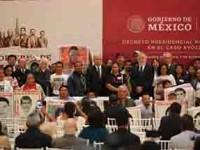 No quedará en la impunidad el caso Ayotzinapa: AMLO