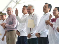 Más de 8 mil mdp para  el Istmo de Tehuantepec