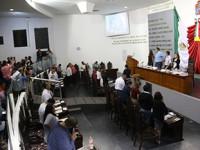 Aprobada cuenta pública  del gobierno local 2017