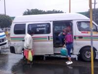 Transportistas sin  bajar precio al pasaje