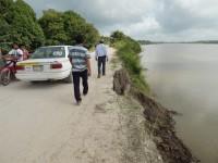Caminos rurales en pésimas condiciones