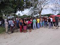 Intimida Pemex  a manifestantes