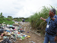 Urge habilitar basurero