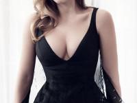 Scarlett Johansson resignada a aparecer en videos XXX