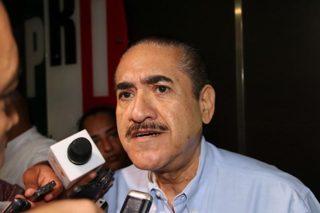 Calma, pide Gutiérrez a quienes buscan sucederlo