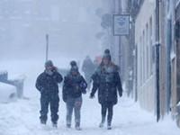 Saldo provisional de muertos por ola polar en EU