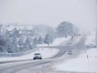 Sufren tormenta invernal