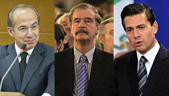 Sabían Calderón, Fox y Peña sobre el robo de combustible: AMLO