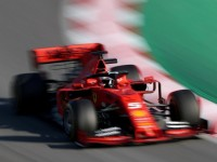 Ferrari, el más rápido  en primeras prácticas
