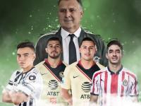 Martino presenta  primer convocatoria  de la Selección Azteca
