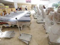 Abastecen con más equipos e insumos al Hospital de la Mujer