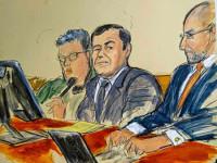 """Mantienen deliberación sobre """"El Chapo"""" Guzmán"""