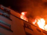¡Arde edificio!