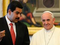 Maduro pide auxilio