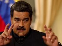 "Guaidó, un ""judas"": Maduro"