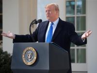 Trump terco con el muro