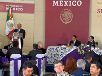 Administrará la Sedena el aeropuerto de Santa Lucía