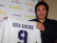 Piden a Hugo  Sánchez en el  Real Madrid