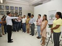 Apoyará AMLO a comunidades  indígenas de Centro: Evaristo
