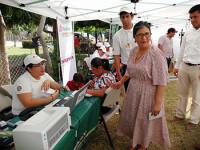 Brinda Pemex beneficios  a Huimanguillo y Centla