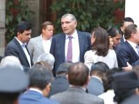 Respalda Adán Augusto acciones del gobierno de López Obrador