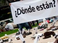 Urge a establecer acciones contra  desapariciones en México: Iglesia